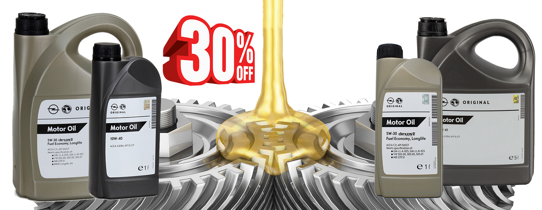 -30% Special Offer